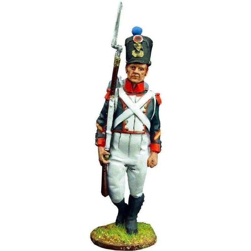 Sargento infantería línea francesa 1815