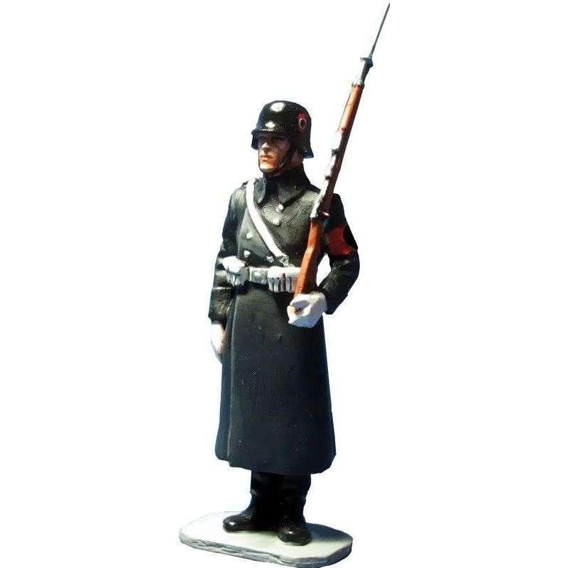 WW 056 Leibstandarte abrigo firme