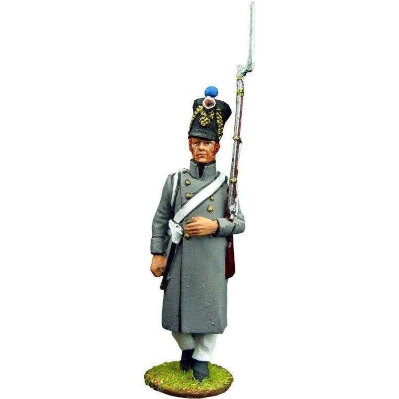 Fusilero 2 infantería línea francesa 1815