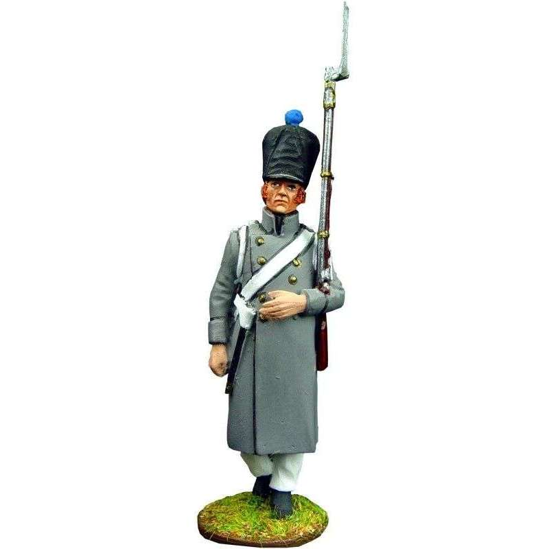 French line infantry 1815 fussilier 3