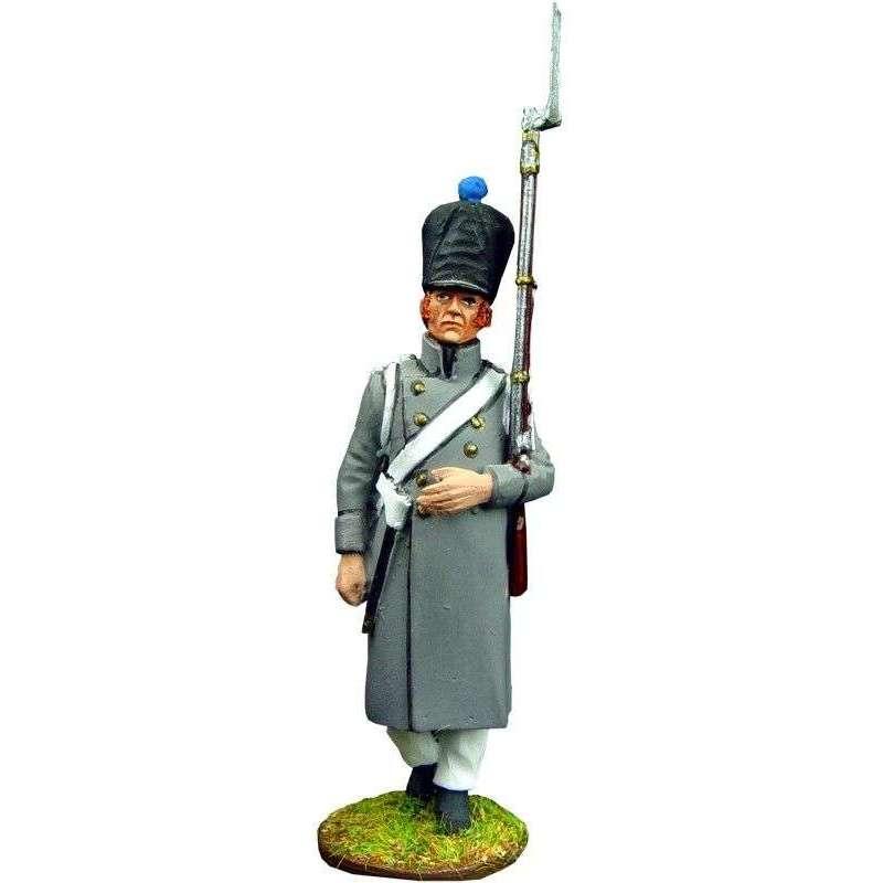 Fusilero 3 infantería línea francesa 1815