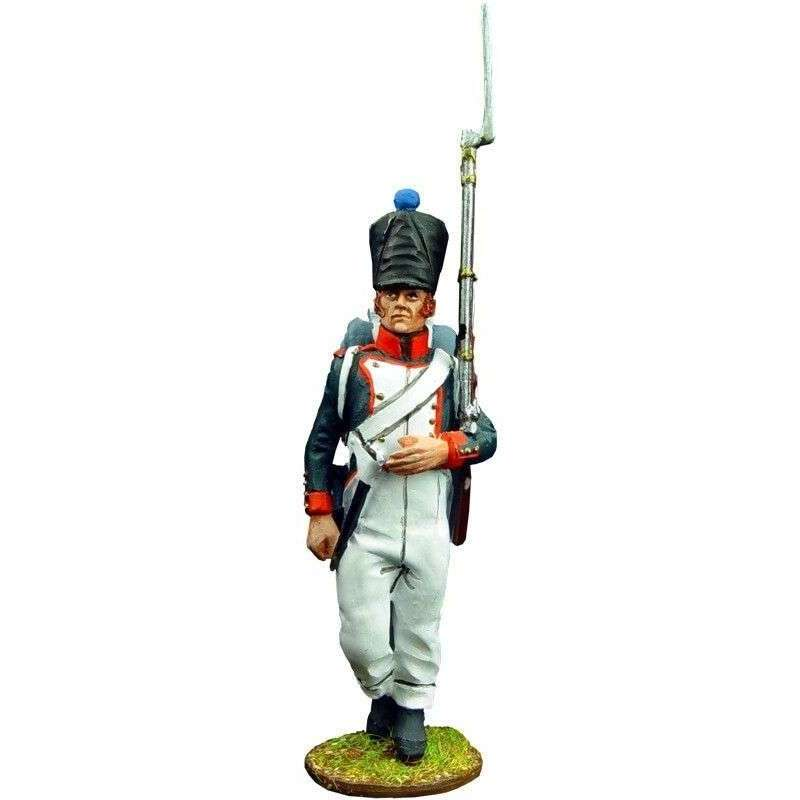 French line infantry 1815 fussilier 4