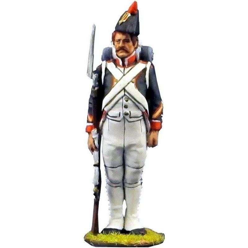 Sargento Fusilero infantería línea 1804-1805