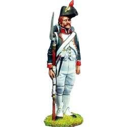NP 170 toy soldier fusilero 2 línea 1804-1805