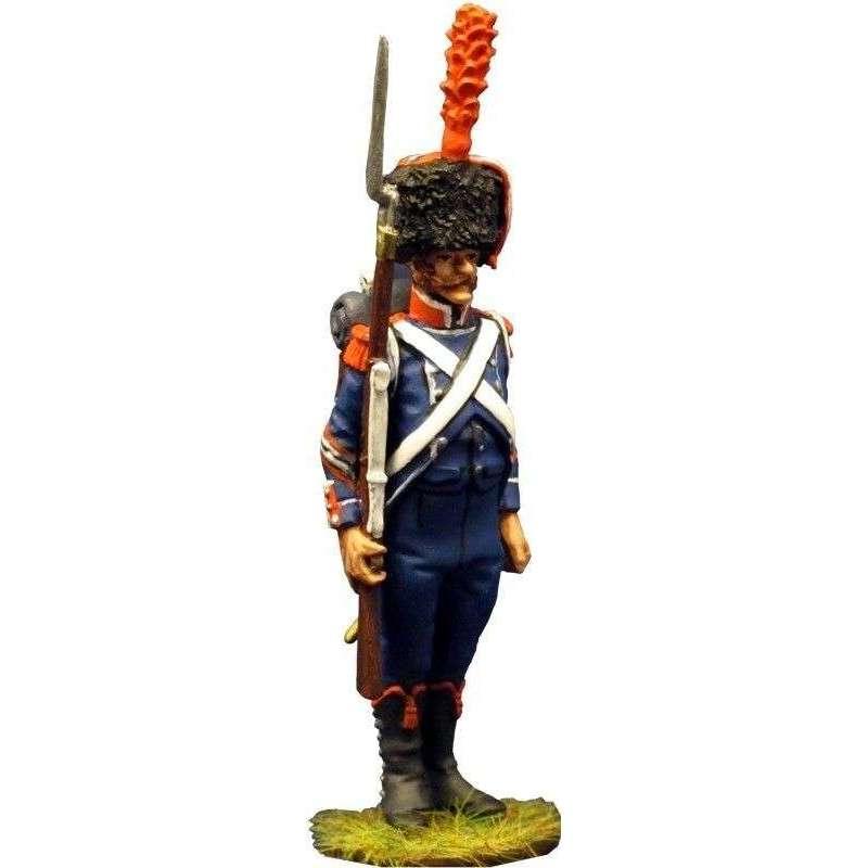 Sargento 7º regimiento infantería ligera