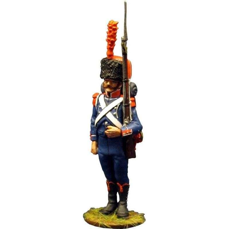 NP 203 Solddo 7º regimiento infantería ligera