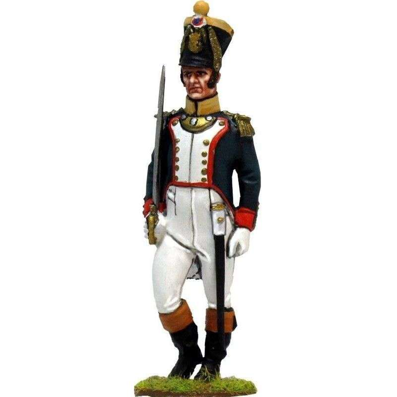 Voltigeurs officer