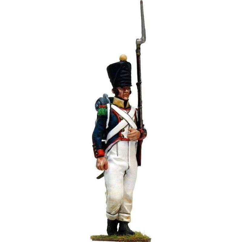 NP 260 French line voligeurs Waterloo