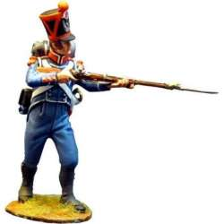 French light infantry carabiniers 1815 standing firing