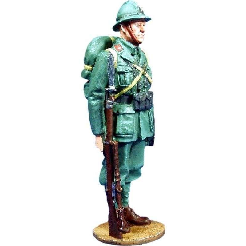 Infantería italiana 1938