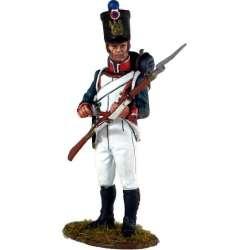 Fusilero infantería línea francesa de pie 1