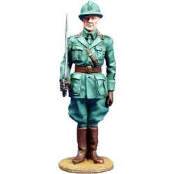 WW 063 toy soldier oficial infantería italiano 1938