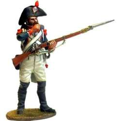 Granadero infantería línea francesa 1805 cargando