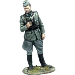 WW 066 toy soldier oficial artillería alemán