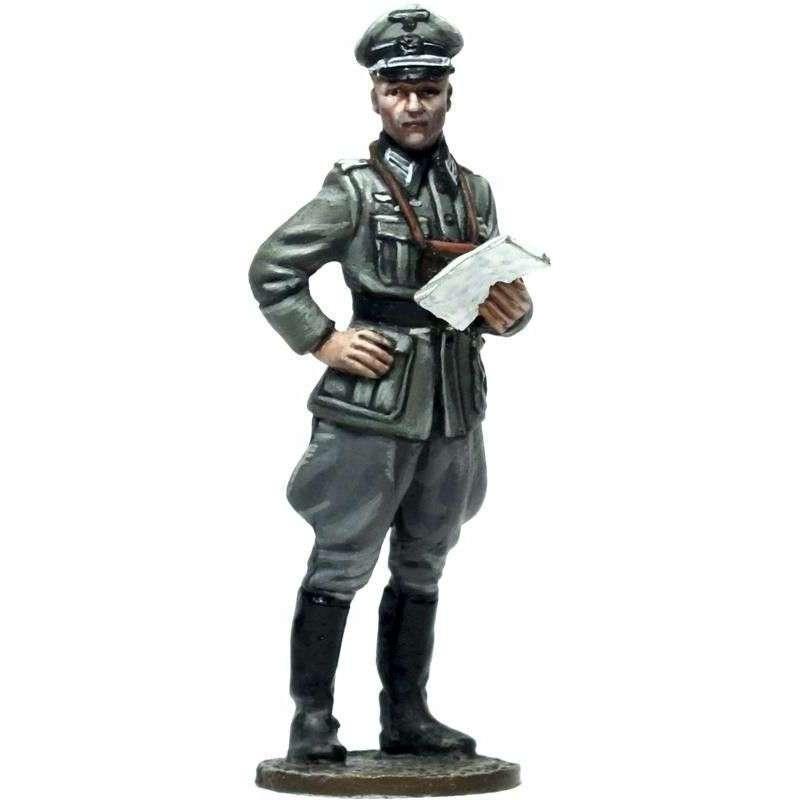 WW 067 Oficial artillería alemán 2