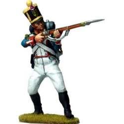 NP 575 toy soldier voltigeur 3 infantería línea 1815