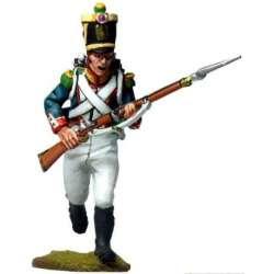 NP 577 toy soldier voltigeur 5 infantería línea 1815