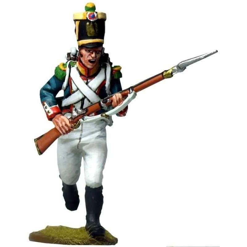 NP 577 Voltigeur infantería línea francesa 1815 5