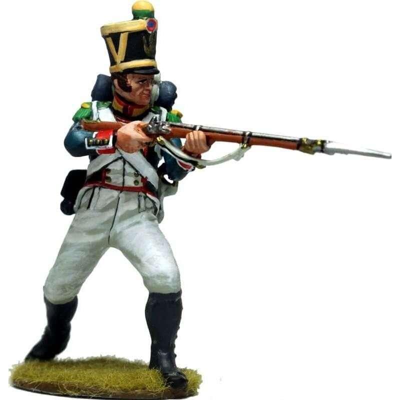 NP 583 Voltigeur infantería línea francesa 1815 6