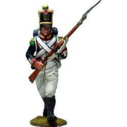 NP 584 toy soldier voltigeur 7 línea 1815