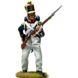 NP 585 toy soldier voltigeur 8 línea 1815