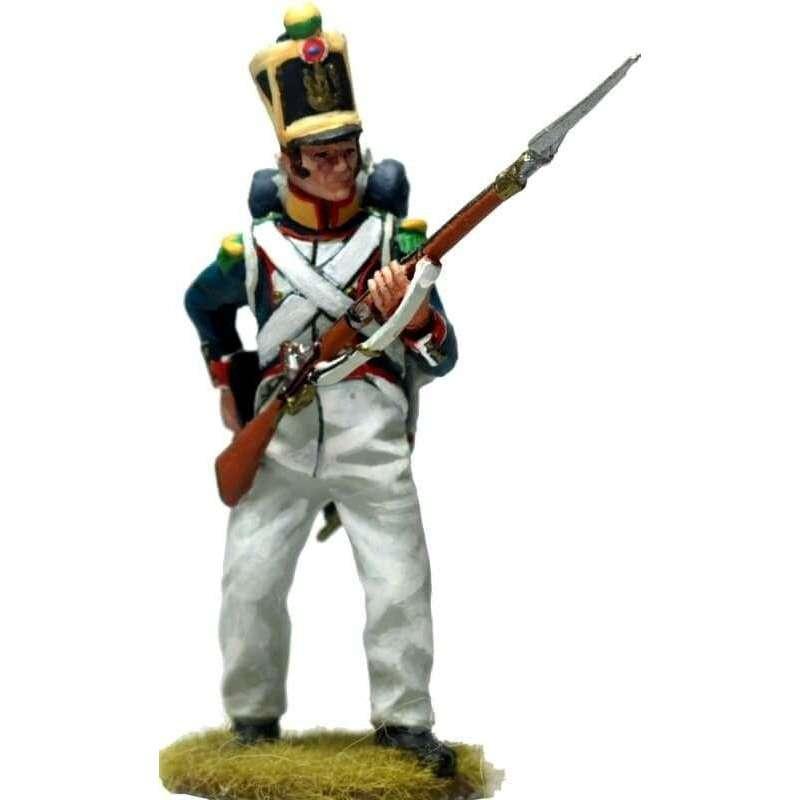 NP 585 Voltigeur infantería línea francesa 1815 8