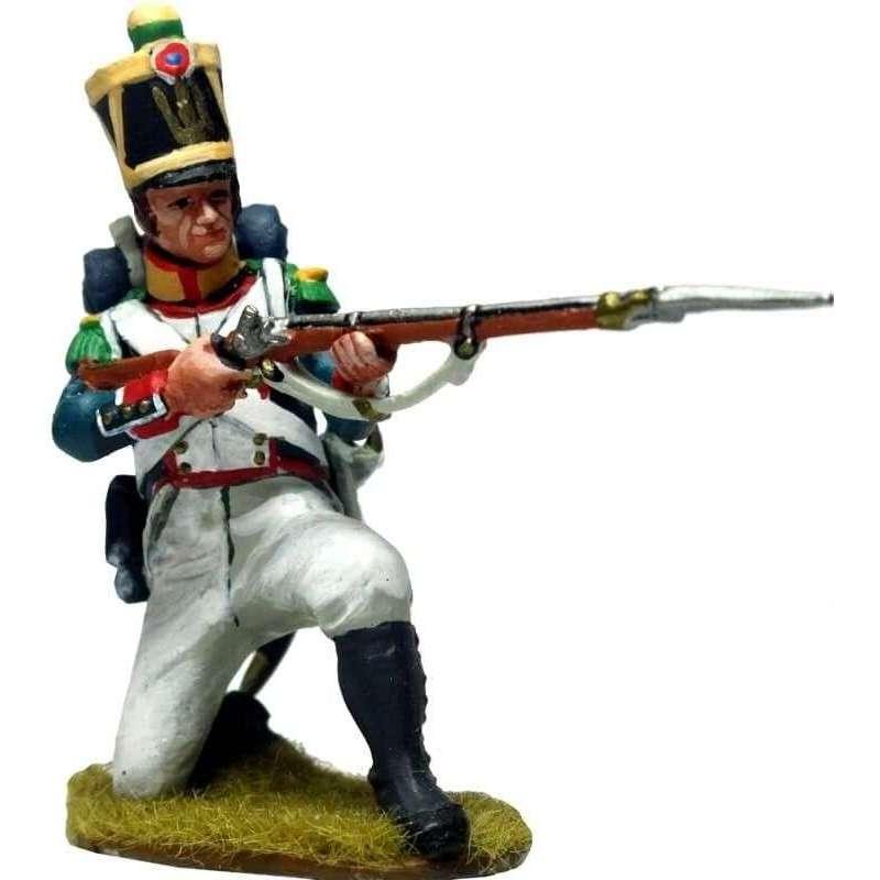 NP 587 Voltigeur infantería línea francesa 1815 10