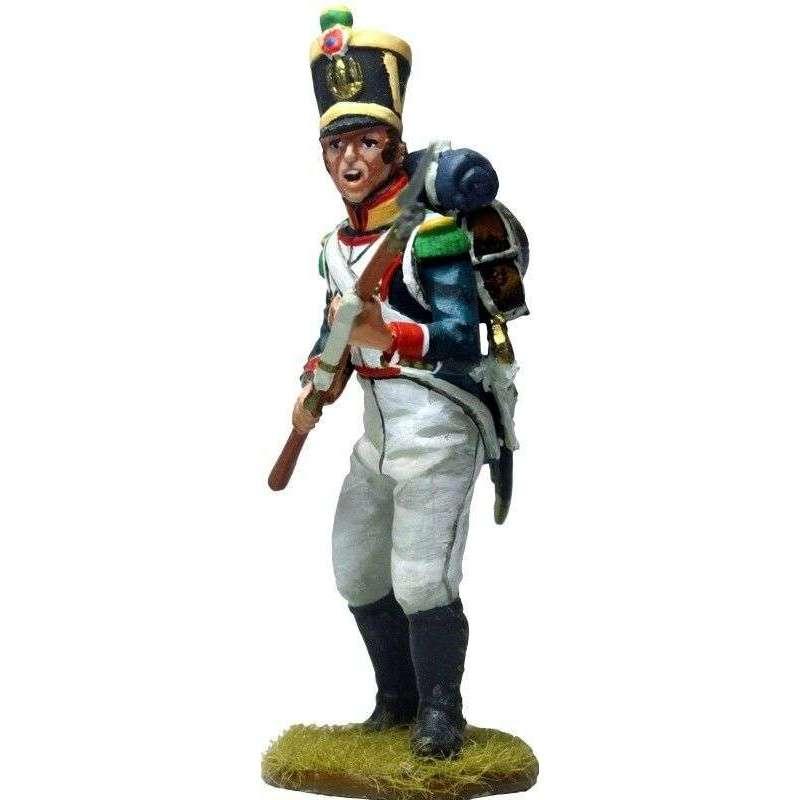 NP 588 Voltigeur infantería línea francesa 1815 11