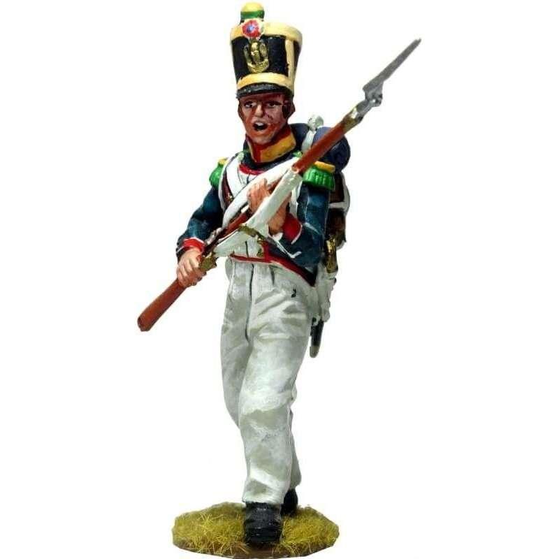 NP 589 Voltigeur infantería línea francesa 1815 12