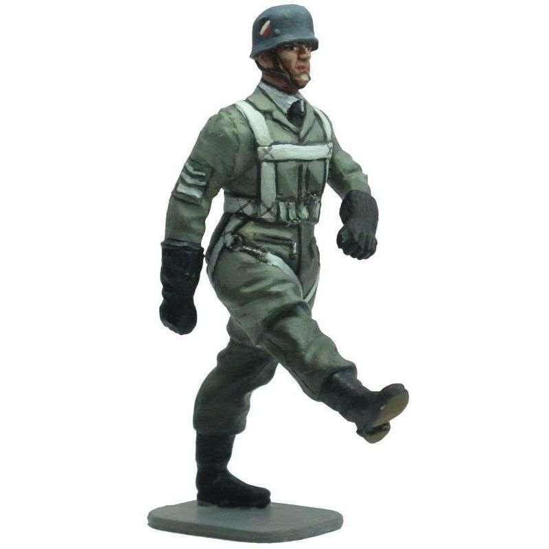 Oficial diablos verdes paracaidista Luftwaffe