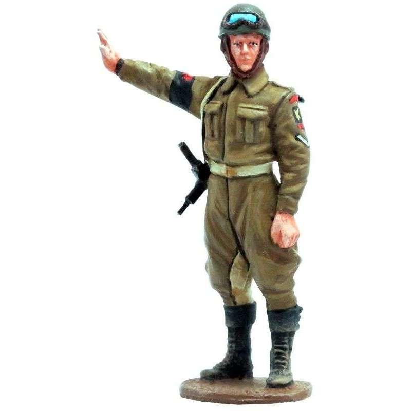 WW 069 Policía militar británico