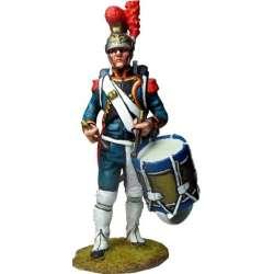 NP 559 toy soldier genie garde drummer