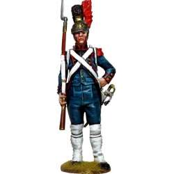 NP 557 toy soldier sargento ingenieros guardia