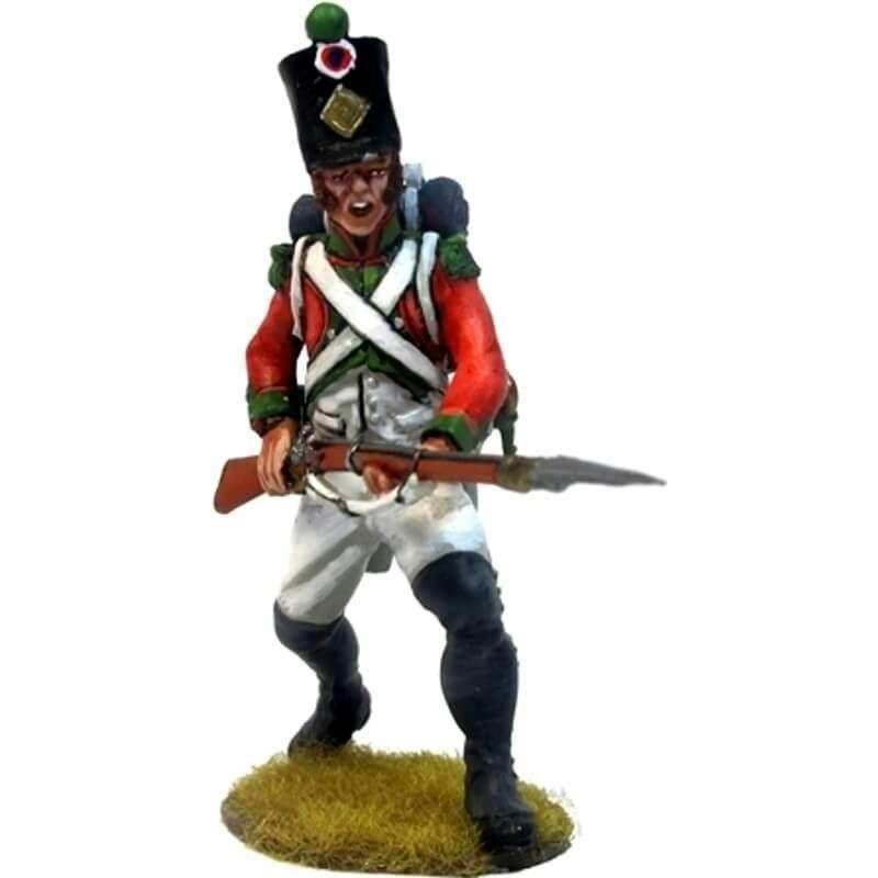 Segundo regimiento de la guardia de Paría 3