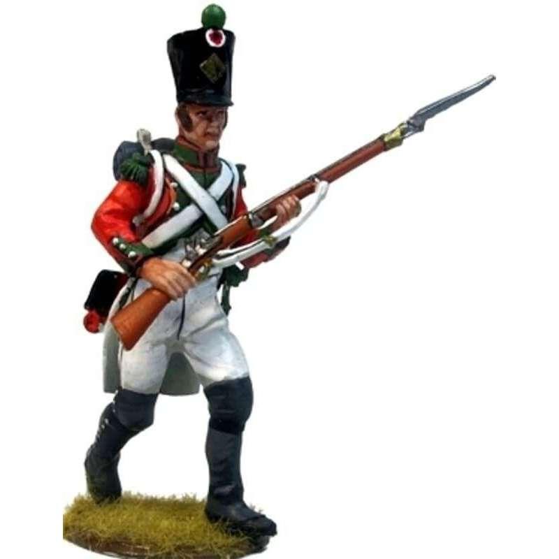 Segundo regimiento de la guardia de París 2