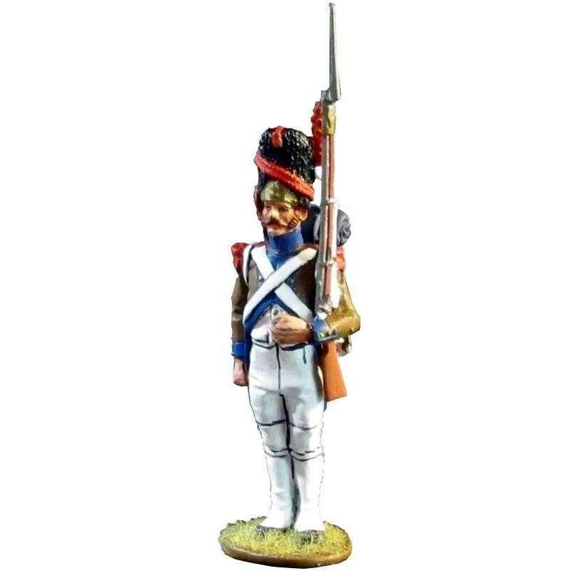 Soldado legión piamontesa 1809