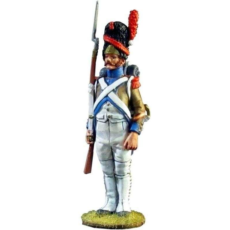 Sargento legión piamontesa 1809