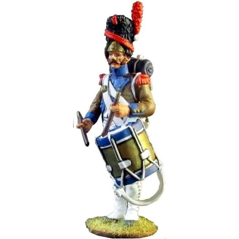 Legion Piamontoise 1809 drummer