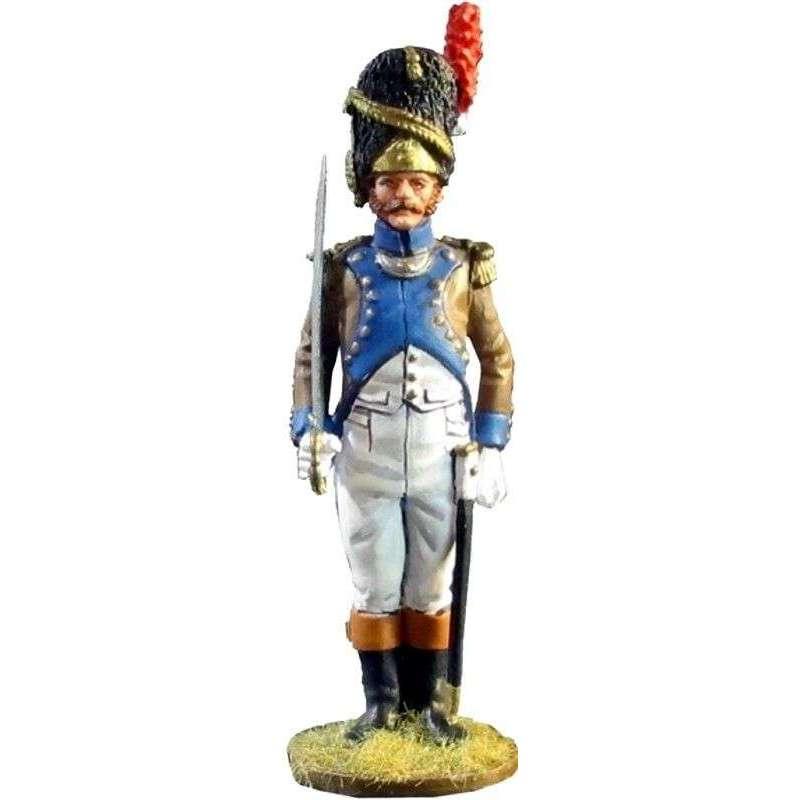 NP 436 Oficial legión piamontesa 1809