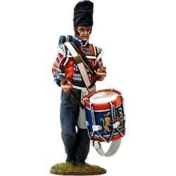 NP 262 toy soldier tambor granaderos primer regimiento infantería