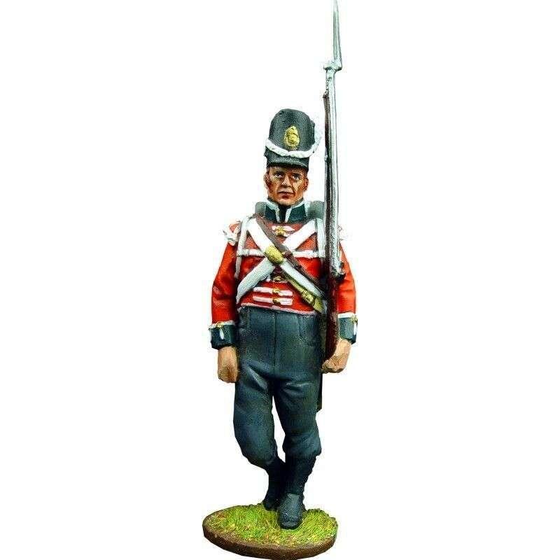 NP 112 Granadero 2 granaderos primer regimiento infantería