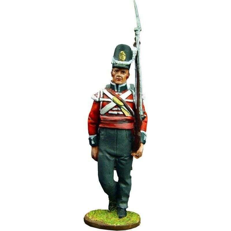 Sargento granadero primer regimiento infantería