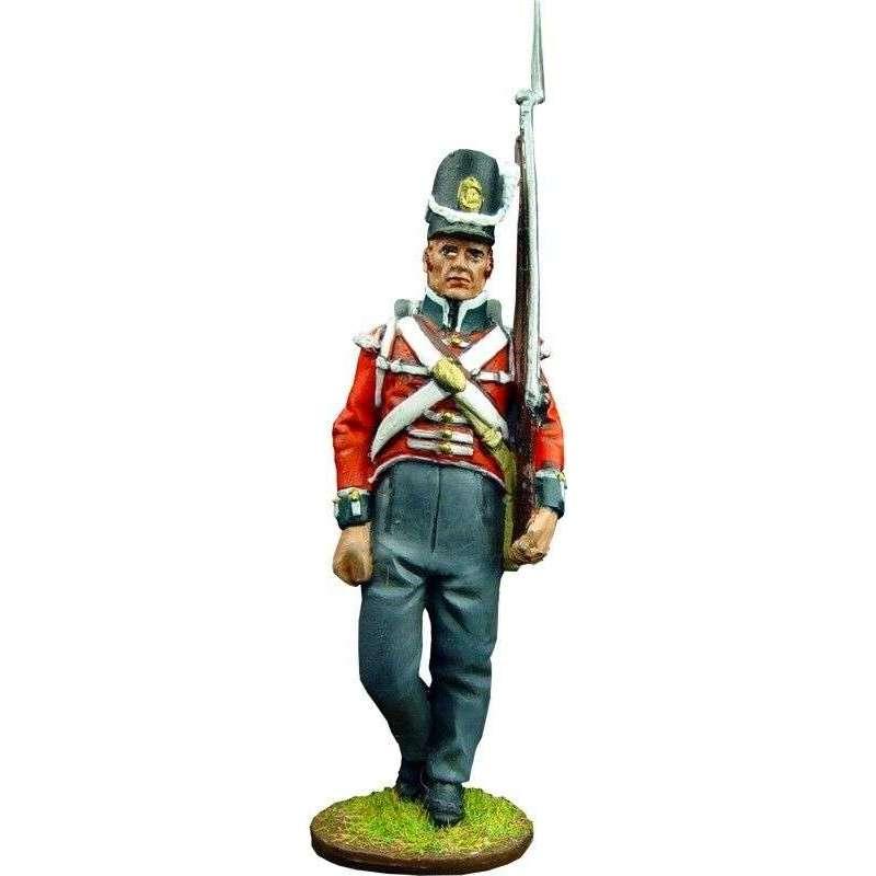 NP 114 granadero 1 primer regimiento infantería