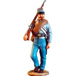 ACW 001 toy soldier confederate soldier 1