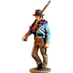 ACW 003 toy soldier Soldado confederado 3