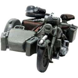 WW 074 toy soldier BMW R75 sidecar