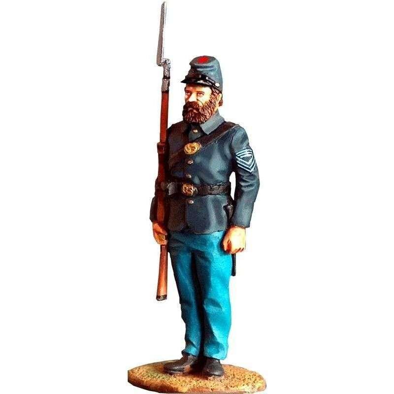ACW 010 Sargento mayor ejército del Potomac
