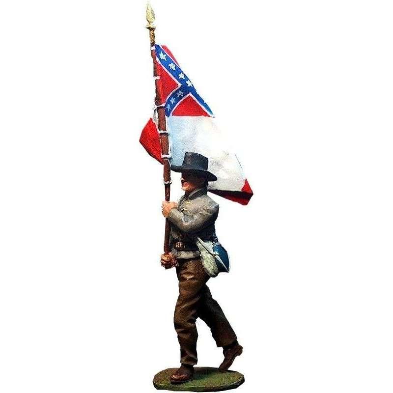 ACW 011 Segunda bandera nacional confederada