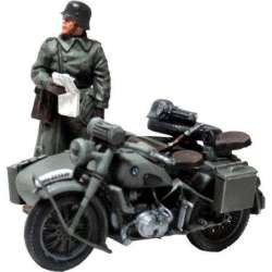 WW 075 toy soldier BMW R75 piloto