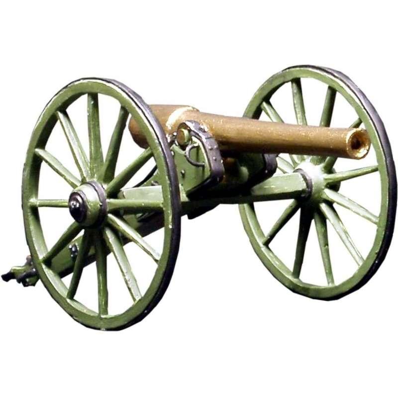 ACW 017 Cañón modelo Parrot guerra civil americana